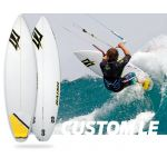 NAISH CUSTOM LE-Performance Strapless Wave
